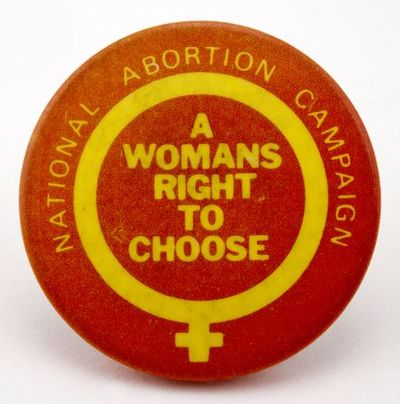 women have the right to choose abortion Federal law has protected a woman's right to choose an abortion since the us supreme court's roe v wade decision in 1973 norma mccorvey, the plaintiff, was an unmarried pregnant texas woman who sought an abortion, but was denied one under texas law.