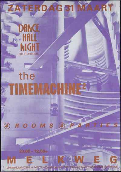 The timemachine 2.