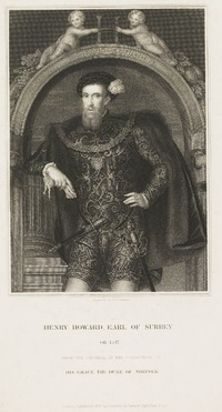 Henry Howard, Earl of Surrey ; Static image ;