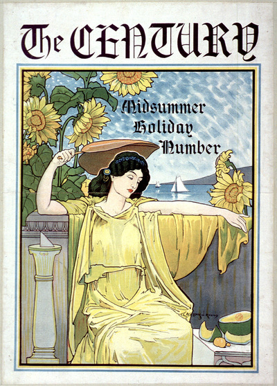 The Century midsummer holiday number | Rhead, Louis, 1857-1926