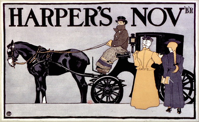 Harper's nov'b'r | Penfield, Edward, 1866-1925