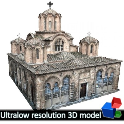 Church of the Holy Apostles (3D)