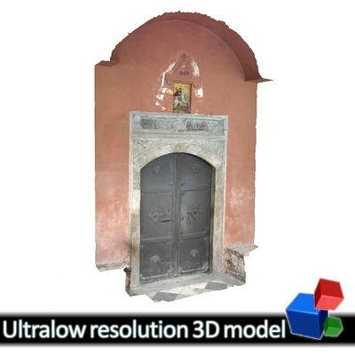 Rotunda - Entrance (3D)