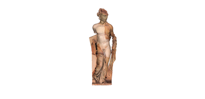 3D model of Statues from Luni Temples