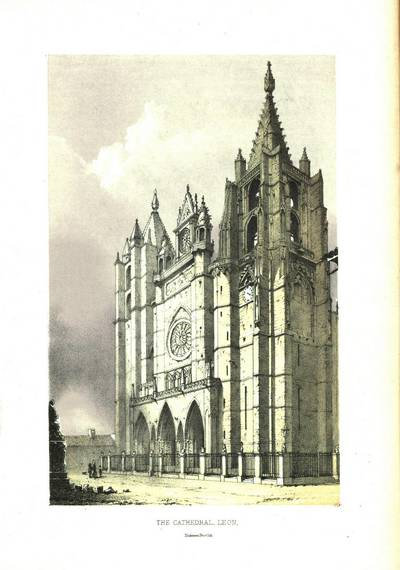 The Cathedral, León [Material gráfico]