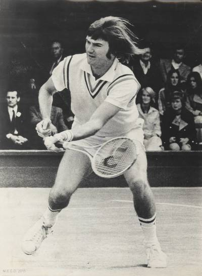 [Jimmy Connors] [Material gráfico]