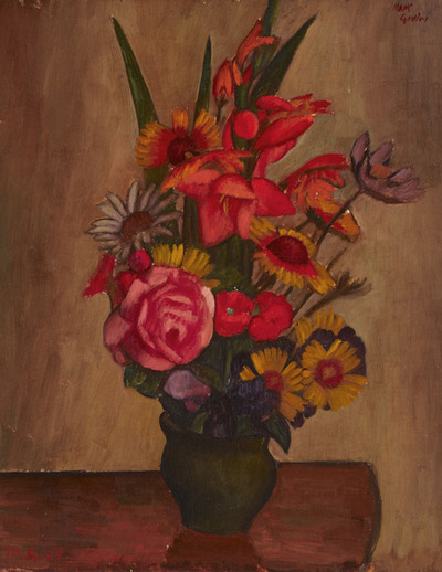 Still Life, Vase with Flowers