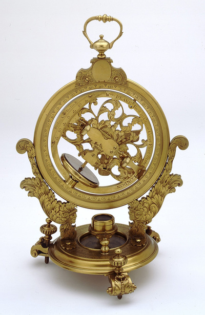Mechanical equinoctial dial