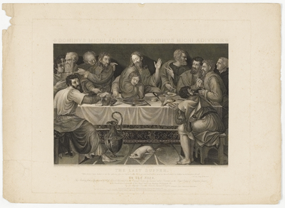 'The Last Supper'