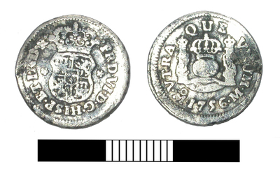 POST MEDIEVAL COIN