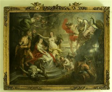 Allegory of the city of Antwerp