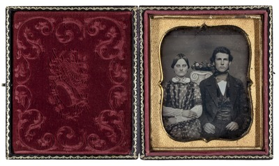 Attributed: Portrait of a couple