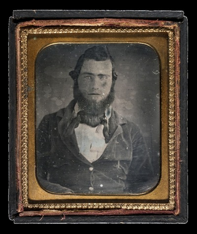 Attributed: Portrait of a man