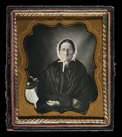 Attributed: Portrait of a woman