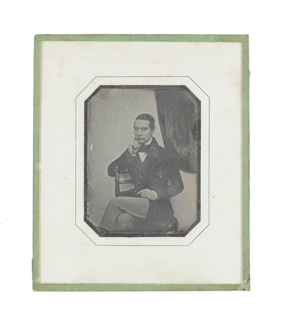 Atributted: Portrait of E. Coll