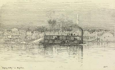 'Puffing Billy' (S31) In Baghdad