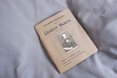 Favourite Characters from Charles Dickens. First Series