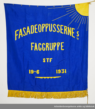 Fasadeoppussernes Faggruppe