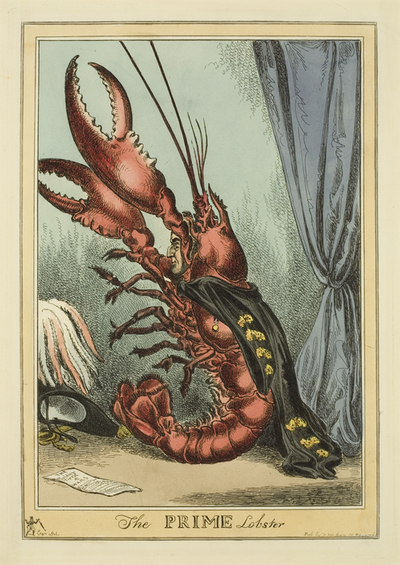 The Prime Lobster
