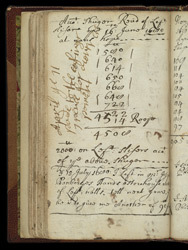 An Account Of A Voyage to Antigua -Page 52v