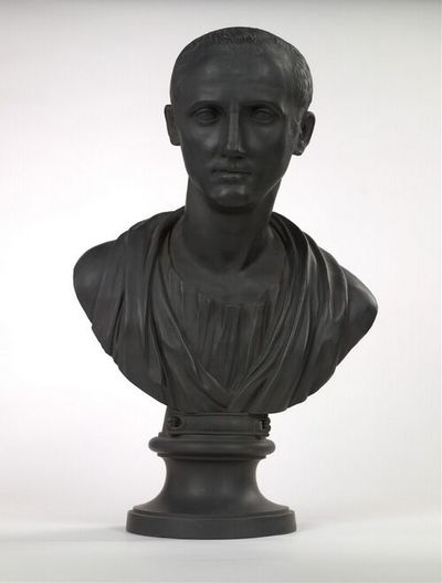 Marcus Brutus (Library Bust)