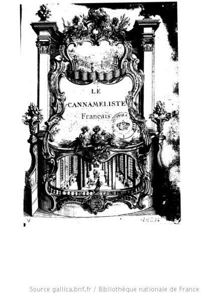The French Cannameliste cookbook