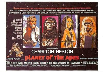 El planeta de los simios / Planet of the Apes