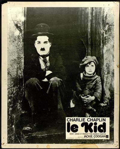 Charlie Chaplin. The Kid