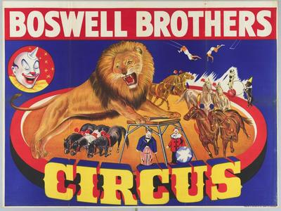 Boswell Brothers Circus