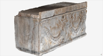 3D model of Sarcophagus of the Garlands