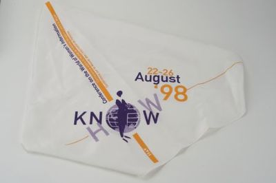Sjaal. 'Know How'