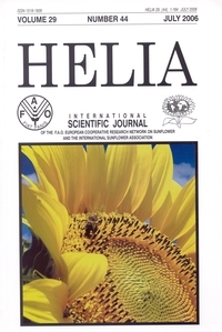 Sunflower production: Hybrids versus open pollinated varieties on dry land