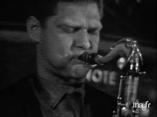Zoot Sims et Jimmy Gourley au Blue Note