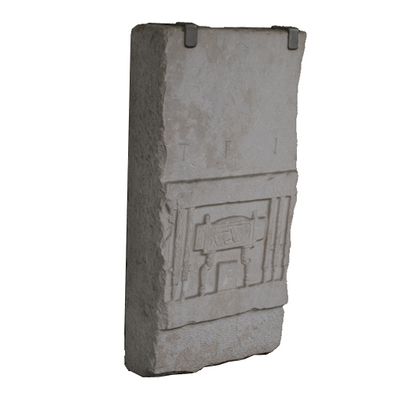 Archaeological Artifact A 0.9.6599_3D