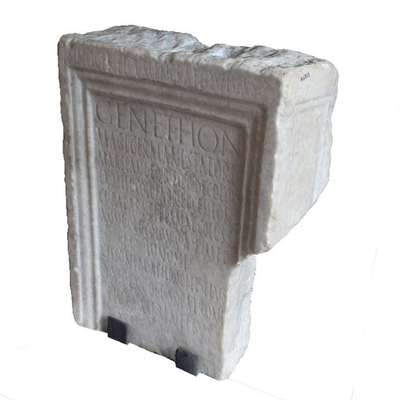 Archaeological Artifact A 0.9.6823_3D