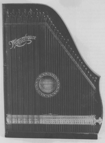 Gitarrenzither