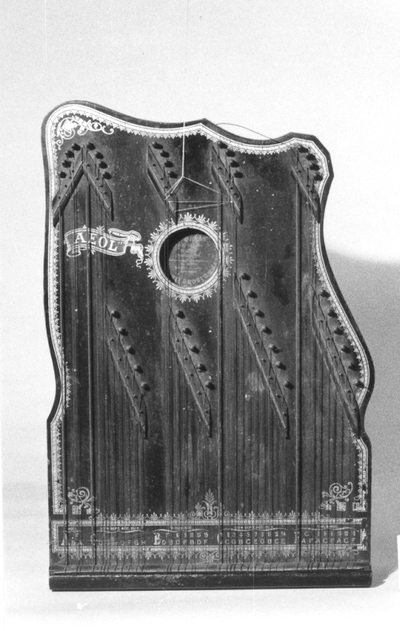 Harfenzither