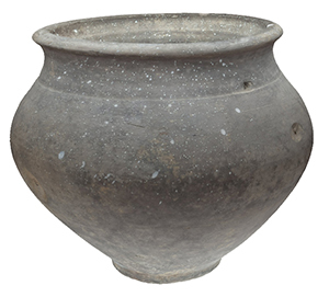3D model of a Prehistoric grey pot