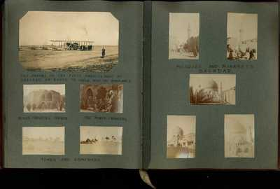 Photograph album of Capt. W. Harold Morgan: Mesopotamia (1) | Morgan, Harlod W.