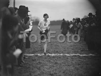 New championship for women .  The first southern championship of the women ' s AAA attracted over 100 runners .  The race was run over a three mile course at Hall Barn Park , Beaconsfield , Lord Burnhaham ' s estate .  Miss Style ( Littlehampton ) the former National champion who entered as an individual , winning the race .  16 January 1932