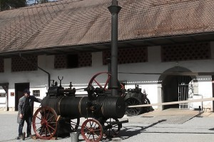 Traction Engine – Whistle