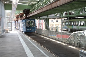 Overhead monorail (Wuppertal Suspension Railway)